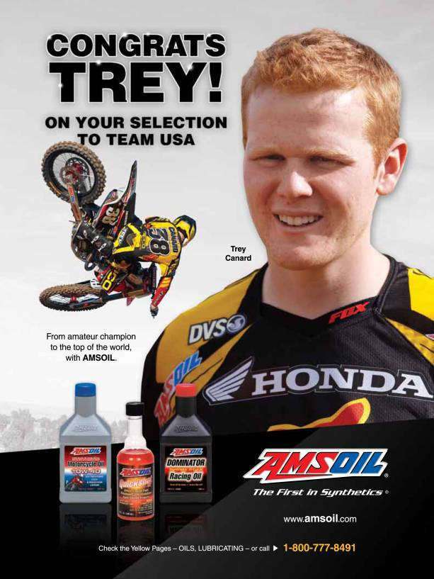 AMSOIL - The First in Synthetics